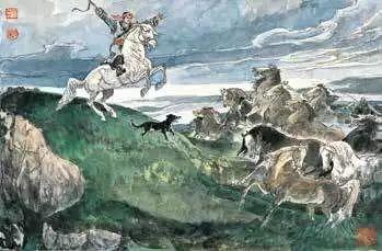 连环画《马头琴的传说》 第18张