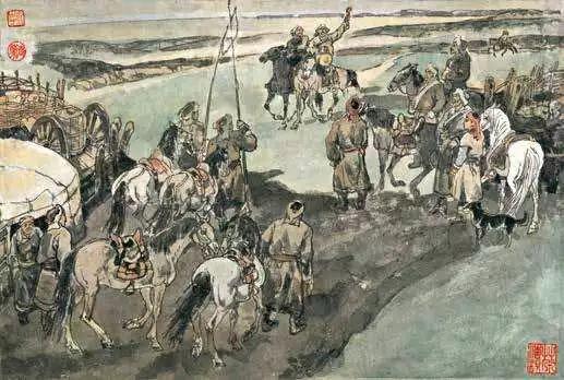 连环画《马头琴的传说》 第20张
