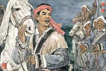 连环画《马头琴的传说》 第22张
