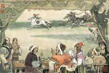 连环画《马头琴的传说》 第32张