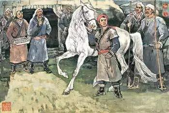 连环画《马头琴的传说》 第36张