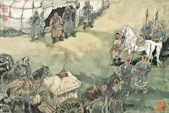 连环画《马头琴的传说》 第35张