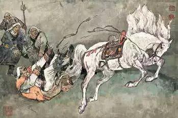 连环画《马头琴的传说》 第44张