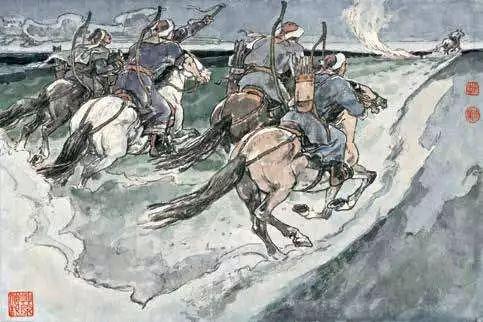 连环画《马头琴的传说》 第46张