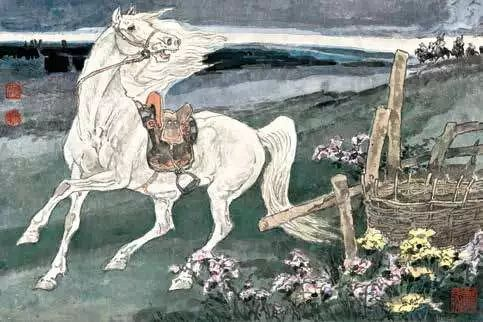 连环画《马头琴的传说》 第48张