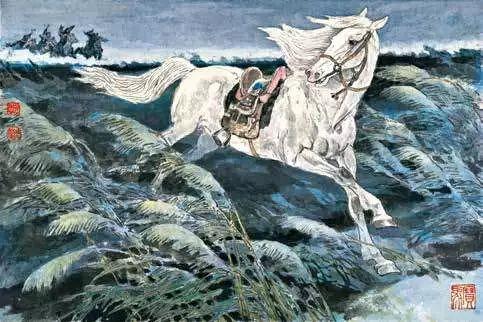连环画《马头琴的传说》 第49张