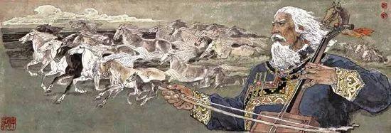 连环画《马头琴的传说》 第61张