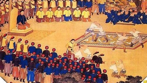 蒙古摔跤的彪悍历史 第3张