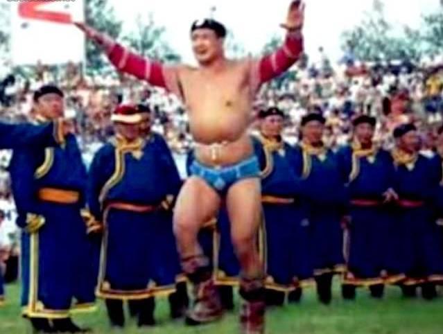 蒙古摔跤的彪悍历史 第4张