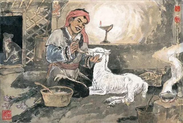《马头琴的故事》李永志 李德兰/ 编绘 第5张