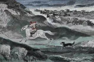 《马头琴的故事》李永志 李德兰/ 编绘 第17张