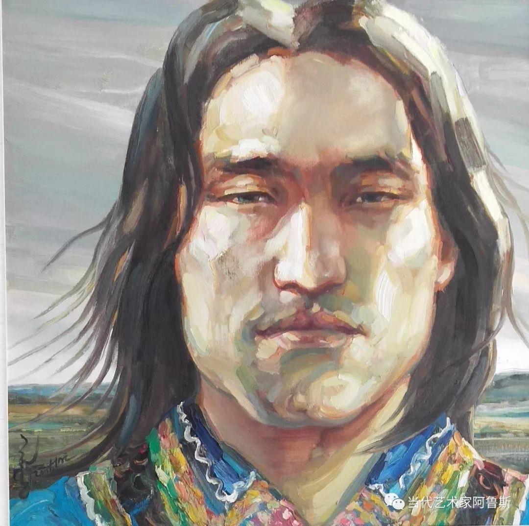 中国当代艺术名家阿鲁斯先生获得2018年世界华人功勋艺术家称号 第2张