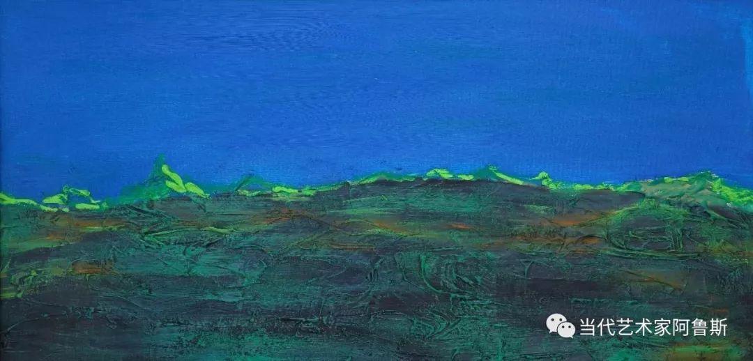 中国当代艺术名家阿鲁斯先生获得2018年世界华人功勋艺术家称号 第4张