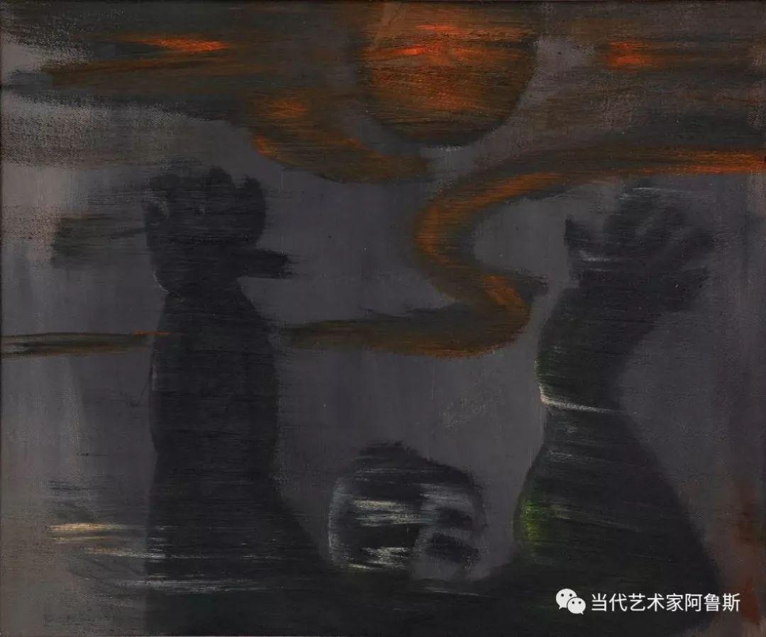 中国当代艺术名家阿鲁斯先生获得2018年世界华人功勋艺术家称号 第8张