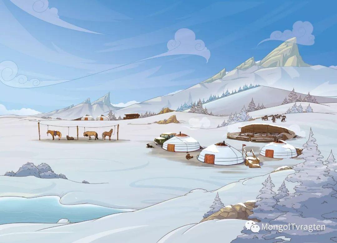 蒙古——漫画 第4张
