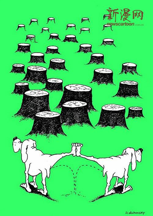 【蒙古漫画】巴。毕力哥漫画 第10张