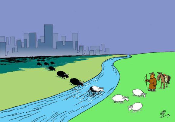 【蒙古漫画】巴。毕力哥漫画 第14张