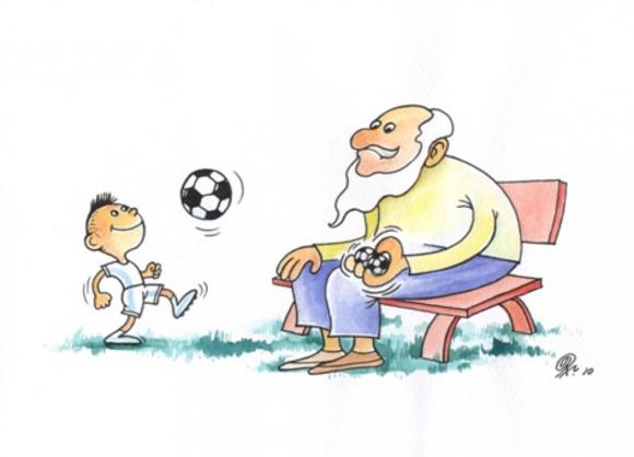 【蒙古漫画】巴。毕力哥漫画 第15张
