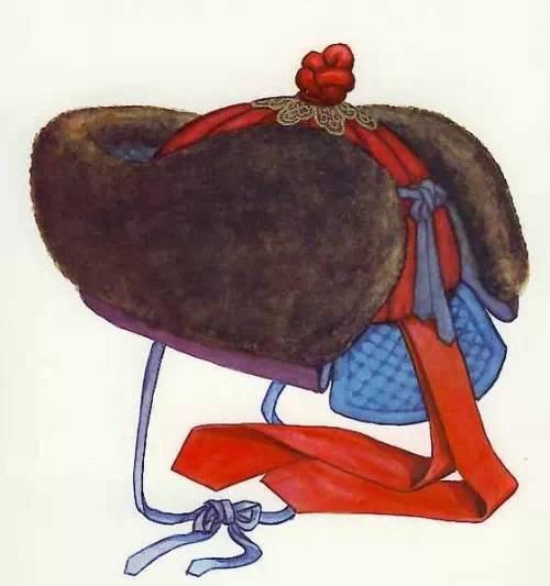 【蒙古服饰】传统帽子图案 第9张