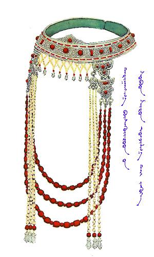 【蒙古服饰】传统帽子图案 第24张