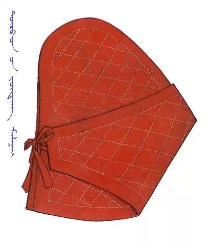 【蒙古服饰】传统帽子图案 第31张