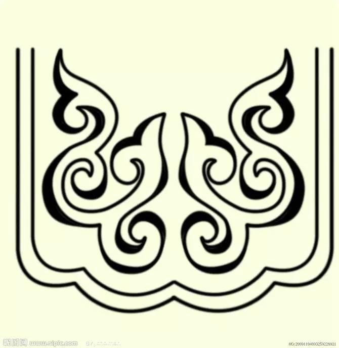 【He ugalj】蒙古族民间图案艺术 第2张