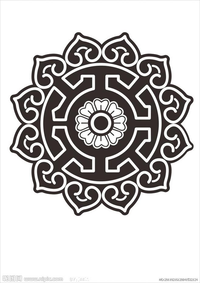 【He ugalj】蒙古族民间图案艺术 第9张