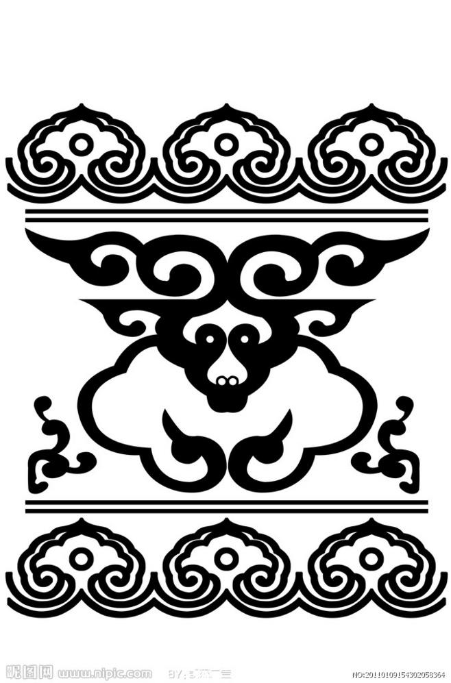 【He ugalj】蒙古族民间图案艺术 第8张