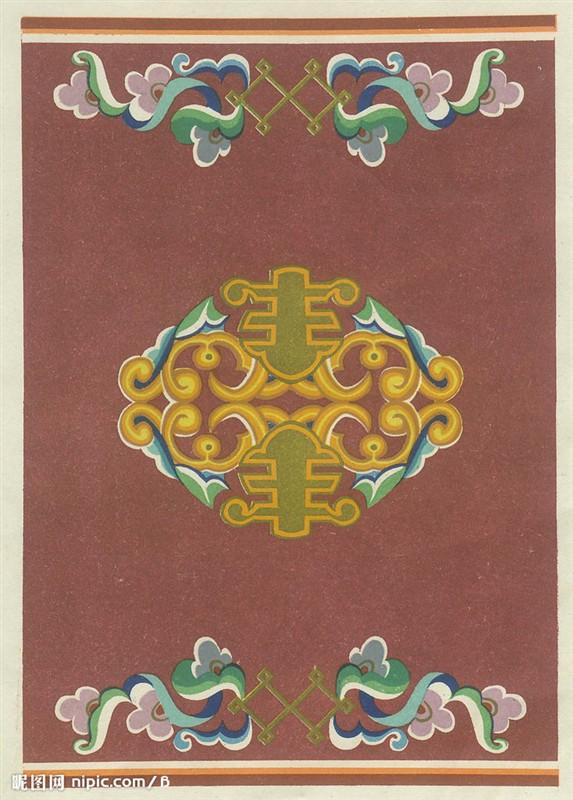 【He ugalj】蒙古族民间图案艺术 第21张