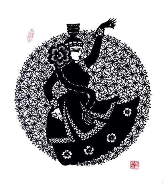 【蒙古族剪纸艺术】 第15张