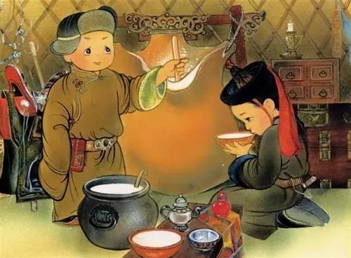 蒙古卡通图片 给孩子收藏 第2张