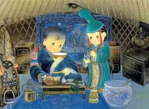 蒙古卡通图片 给孩子收藏 第8张