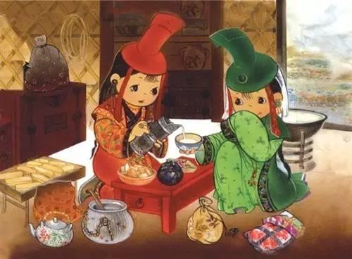 蒙古卡通图片 给孩子收藏 第7张