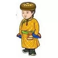 超可爱蒙古风卡通人物  第8张
