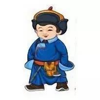 超可爱蒙古风卡通人物  第17张