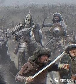 CG原画作品|蒙古军的战场 第7张
