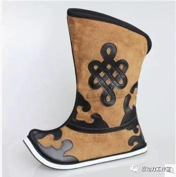 模型中级篇01—蒙古长靴 第6张