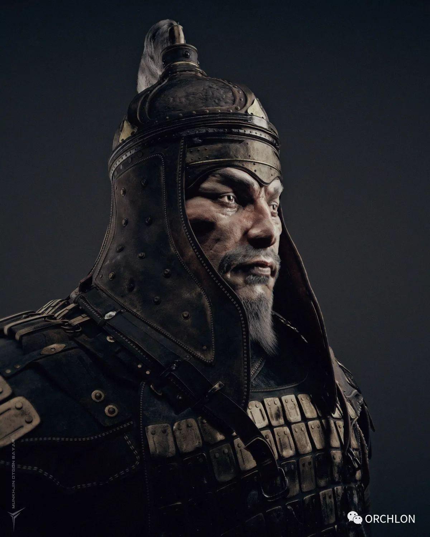 蒙古骑士盔甲3D模型|MONGOLIAN KNIGHT 第3张