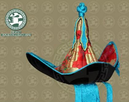 蒙古族帽子,好看吧 第4张