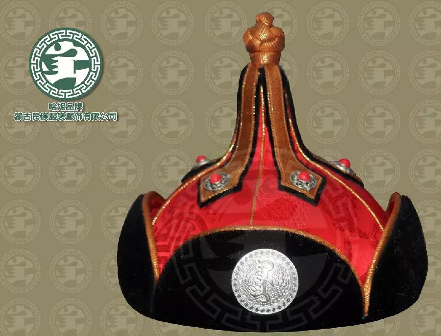 蒙古族帽子,好看吧 第3张