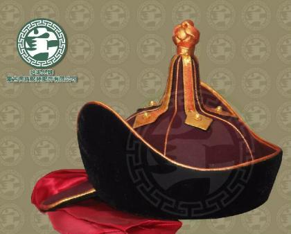 蒙古族帽子,好看吧 第10张