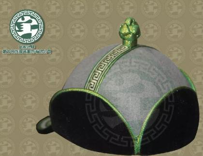 蒙古族帽子,好看吧 第14张