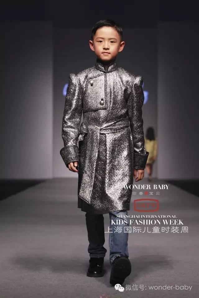 蒙古族孩子时装 第2张