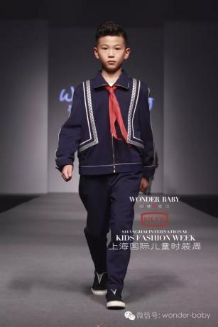 蒙古族孩子时装 第4张