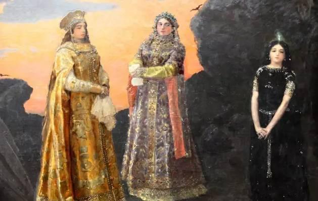 世界著名蒙古族画家费岳达尔•卡尔梅克 第9张