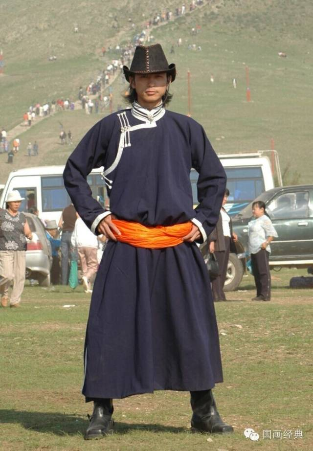 蒙古族著名画家白嘎力欣赏,大饱眼福 第1张