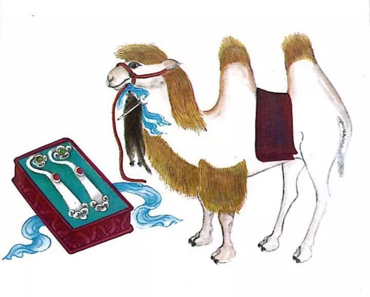 一位牧民画家 完美的诠释出蒙古族文化礼仪 来感受一下 第15张