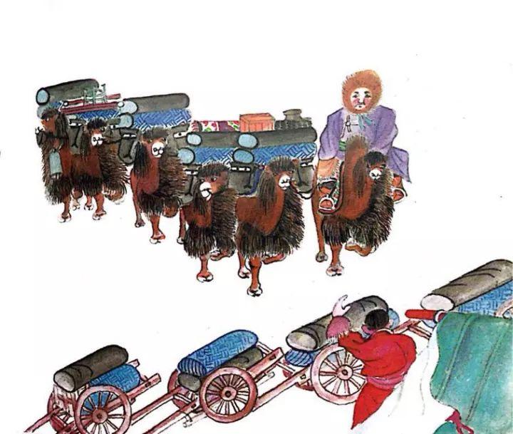 一位牧民画家 完美的诠释出蒙古族文化礼仪 来感受一下 第18张