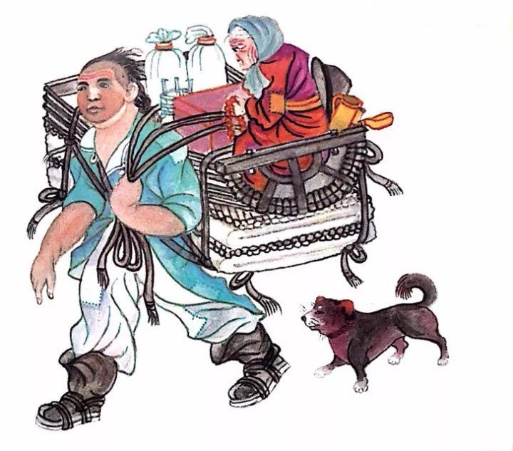 一位牧民画家 完美的诠释出蒙古族文化礼仪 来感受一下 第24张