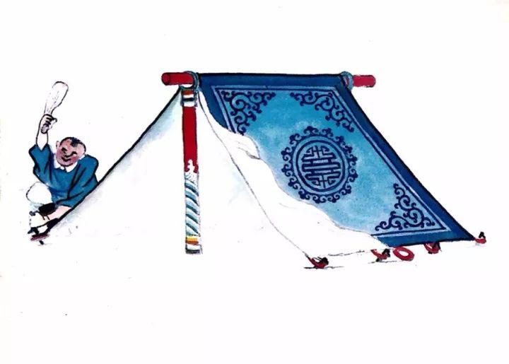 一位牧民画家 完美的诠释出蒙古族文化礼仪 来感受一下 第27张